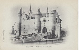 ANVERS, Belgium, 1901-07 ; L'Ancien Bourg dy Steen