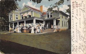 South Haven Michigan~Guests of The Dewey House? Hotel? 1912 Elsia Eggers