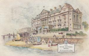 ST LEONARDS on SEA , Sussex , UK , 1931 ; The Royal Victoria Hotel