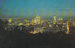 Canada Quebec Montreal 1969