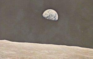 Earth Rise , 1960s