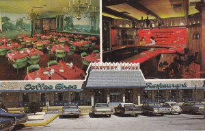 Harvest House Restaurant , KING OF PRUSSIA , Pennsylvania , 40-60s