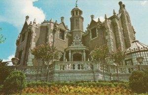 WALT DISNEY World , Florida , 1970s; The Haunted Mansion