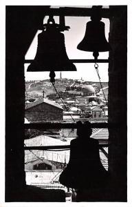 Israel Old Vintage Antique Post Card Jerusalem and Mt of Olives From Crusader...