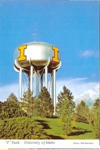I Tank, University of Idaho - Moscow, Idaho