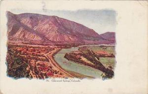 General view of Glenwood Springs, Colorado, PU-00-10s