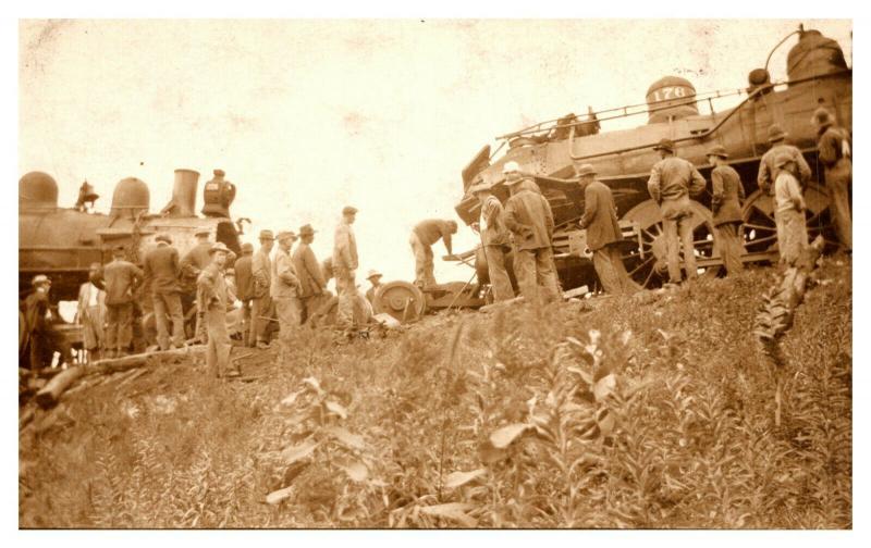 Train Crash .   RPC