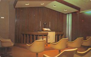 Henderson Kentucky~Atkinson Park~Community Methodist Hospital~Chapel~1960s PC