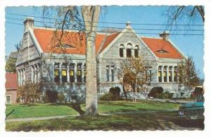 The Litheau Library, Augusta, Maine, 1940-1960s