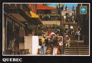 Canada Quebec L'Escalier Casse Cou