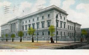 PA - Philadelphia. U.S. Mint