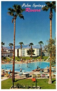California Palm Springs , Riviera Hotel