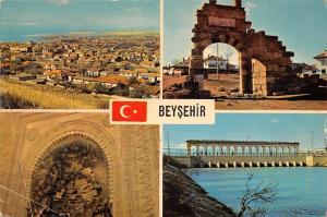 Turkey Beysehir General view Panorama Ruins