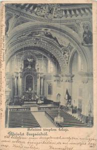 HONGRIE - Belvarosi Templom - SZEKSZARD Hungary Szegzard 1902