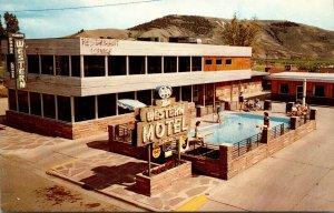 Colorado Gunnison The Western Motel