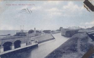 Fortress Monroe, OLD POINT COMFORT, Virginia, PU-1908