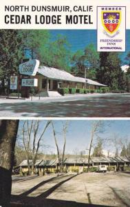 Cedar Lodge Motel, Dunsmuir,California,40-60