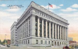 N.W. Mutual Life Insurance Co. Building , MILWAUKEE , Wisconsin , 30-40s