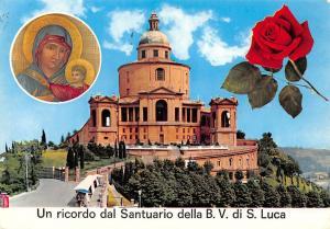 Italy Bologna Un ricordo dal Santuario della B.V. di S. Luca Rose