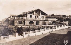 RP: Pays Basque - Villa Basque sur la Cote , France, 30-40s