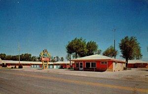 Kansas Dodge City The Thunderbird Motel