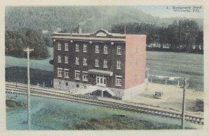 MATAPEDIA , Quebec , Canada , 1920-30s ; Restigouche Hotel