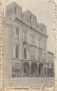 BALTIMORE , Maryland , 1906 ; Ford's Theatre