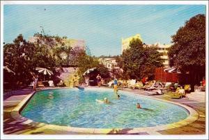 Knickerbocker Hotel, Hollywood CA