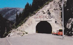 China Bar Tunnel , Frasher Canyon , B.C. , Canada , 50-60s