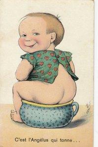 Potty Baby ,1900-10s