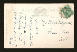 Canada Postmark 1910 Toronto Ont Toronto From The Bay Valentines Postcard