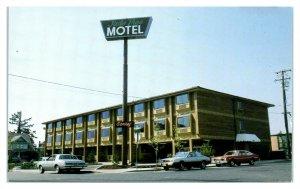 1970s/80s Jade Tree Motel, Portland, OR Postcard *6L(2)18