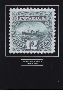 Unitaed States Of America 12 Cent Issue of 1869