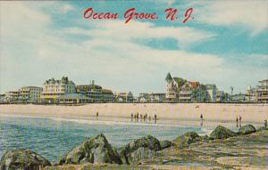 New Jersey Ocean Grove Beach Front Hotels 1967