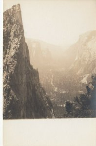 RP: YOSEMITE , California, 1910-20s ; Valley
