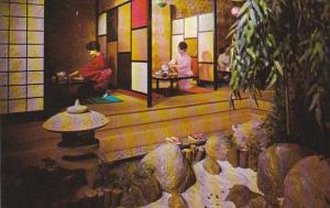 Canada Maiko Gardens Japanese Restaurant Vancouver British Columbia