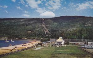 Bath & Tennis Club at Mont Tremblant Lodge,  Mont Tremblant,  Quebec,  Canada...