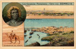 CPA Souvenir SOMALIA (831420)