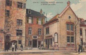 AIX-LES-BAINS, La Savoie, France, 00-10s ; L'Hotel de Ville
