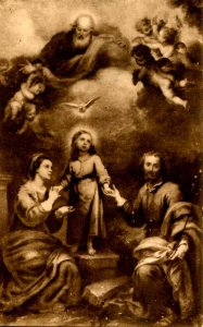 Holy Family  (Murillo)