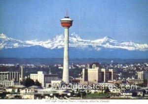 Calgary Tower Calgary, Alberta Canada Unused