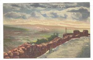 Valley Scene, from Blue Jay, California, 30-40s