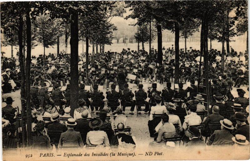 CPA PARIS 7e-Esplanade des Invalides (327859)