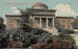 MARQUETTE , Michigan, 1900-10s ; Court House