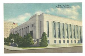 New Post Office, Nashville, Tennessee