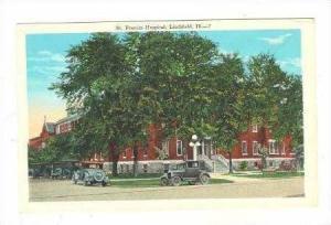 St Francis Hospital, Litchfield, Illinois, 1910s