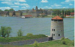 Canada Old Fort Henry and Martello Tower Kingston Ontario