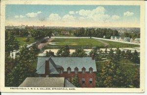 Springfield, Mass., Pratts Field, Y.M.C.A. College