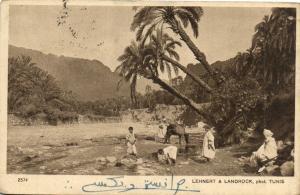Tunisie CPA Lehnert & Landrock, Tunis (134323)
