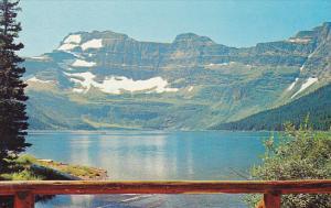 Canada Alberta Waterton Lakes Cameron Lake